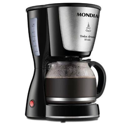 Cafeteira Elétrica Mondial Dolce Arome Inox C-32