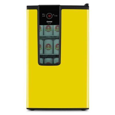 Cervejeira Consul Mais Amarelo  Czd12 110 V