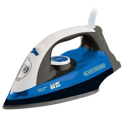 Ferro a Vapor Black & Decker X4000ATABR Base Aluminio Azul 110V