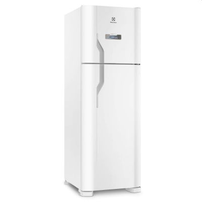 Refrigerador Electrolux DFN41 Frost Free c/ Controle Externo 371L - Branco