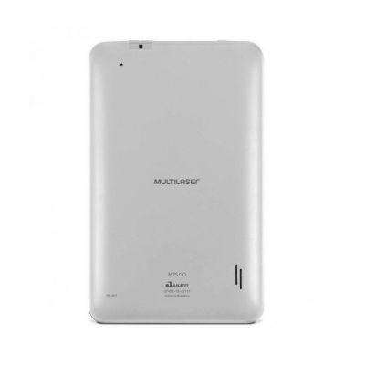 Tablet Mutlilaser M7S GO Branco Quad Core 1GB RAM Android 8.1 GO Câm 1.3Tela 7