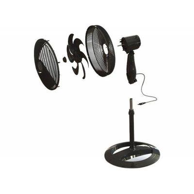 Ventilador de Coluna Mondial Maxi Power 3 Velocidades 6 Pás 40cm 127v - NV-61-6P