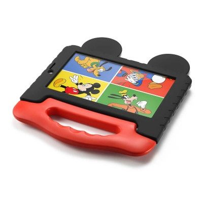 Tablet mickey mouse plus wi fi tela 7 pol. 16gb quad core - nb314