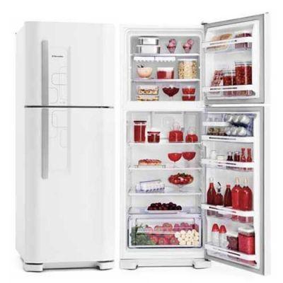 Refrigerador Dc51 Cycle Defrost Branco 475 Litros 110V Electrolux