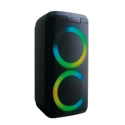 Caixa de Som Amplificada AD801 Explosionbox 600W Bivolt Maxxisound