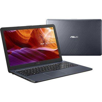 NOTEBOOK ASUS VIVOBOOK X543UA-GQ3153T INTEL I3-6100U/4GB/1TB/15.6/WIND.10/CINZA