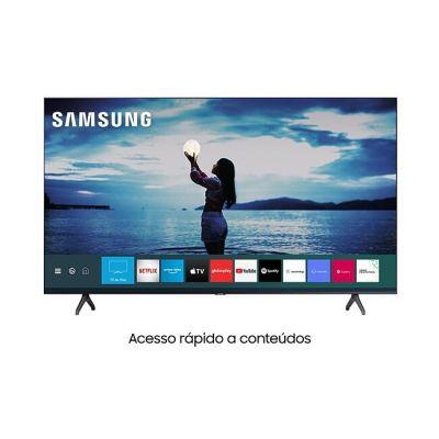 TV 65 Led Smart  Ultra HD 4K Samsung 65TU7020 Crystal 2 HDMI 1 USB Bluetooth