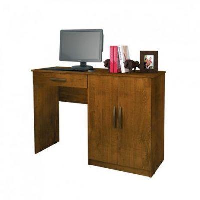Mesa para Computador Link Rovere Rústico Benetil