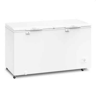 Freezer Horizontal 513L Electrolux H550 Branco 110v