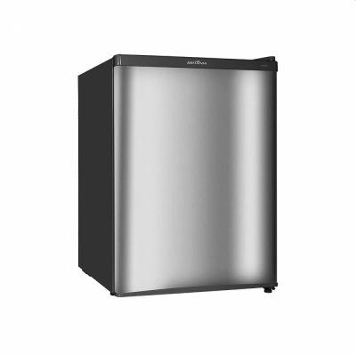 Refrigerador Frigobar Britânia BFG85PL 67 Litros - 110 volts cor Inox
