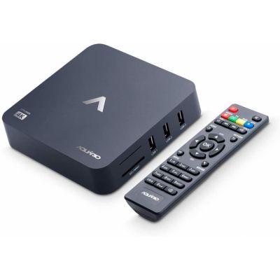Smart TV Box, Aquario STV-2000, Preto