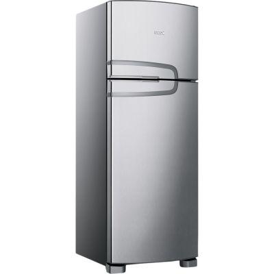 Refrigerador Consul Duplex Frost Free 340 litros CRM39 Evox 110V