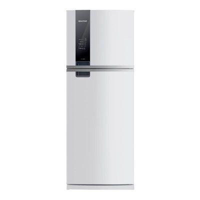 Refrigerador Brastemp BRM57AB Frost Free Duplex 500L Branca com Turbo Control