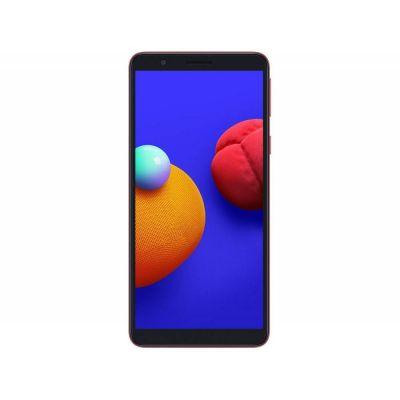 "Smartphone Samsung Galaxy A01 Core 32GB Vermelho - Quad-Core 2GB RAM Tela 5,3"""