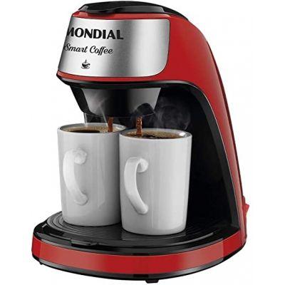 Cafeteira Smart Coffee 2 Xícaras C422XRI - Mondial
