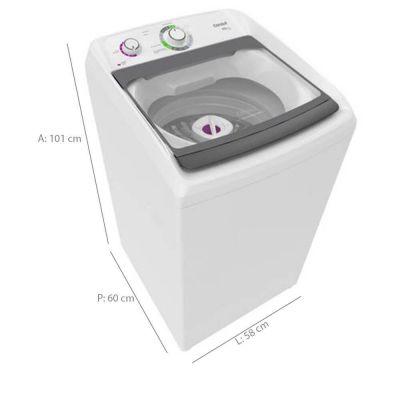 Lavadora de Roupas Consul 11Kg CWH11BB com Dosagem Extra Econômica – Branca