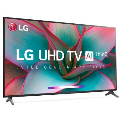 TV 65 Smart LG 4K UHD 65UN7310PSC Wi-Fi, Bluetooth, HDR Inteligência Artificial