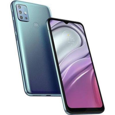 Smartphone Moto G20 Azul, 64/4GB,  Tela 6.5'' Câmera Quádrupla + Selfie 13MP