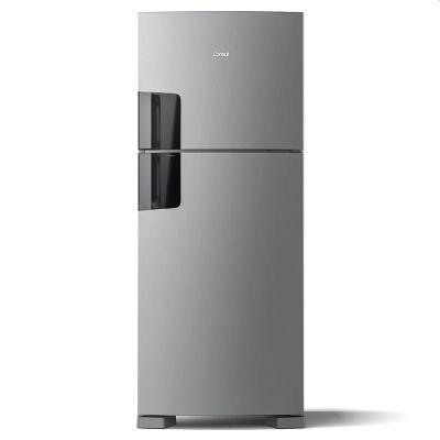 Refrigerador Consul CRM50HK Frost Free Duplex 410L Inox 110 v
