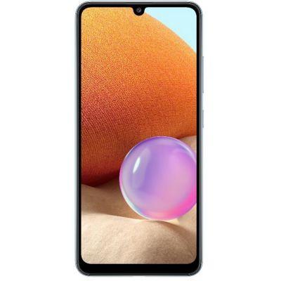 Smartphone Samsung A32 azul 128GB 6.4'' 4GB RAM Câmera Quádrupla Selfie 20MP