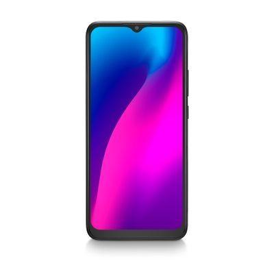 Smartphone Multilaser G Max 2 P9156 preto 64+2GB RAM Tela 6,5 Câmera Tripla