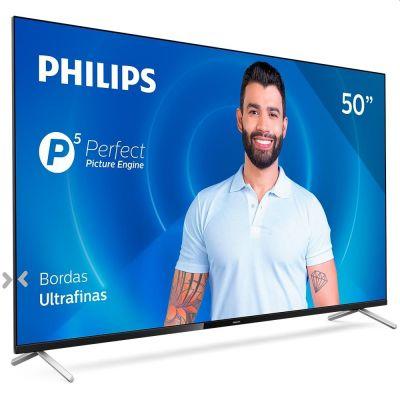 "TV Smart LED 50"" UHD 4K Philips 50PUG7625/78 com HDR10+, Dolby Vision"