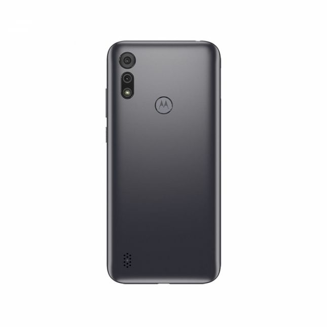 Celular Motorola Moto E6s Cinza Titanium 32GB Tela 6.1