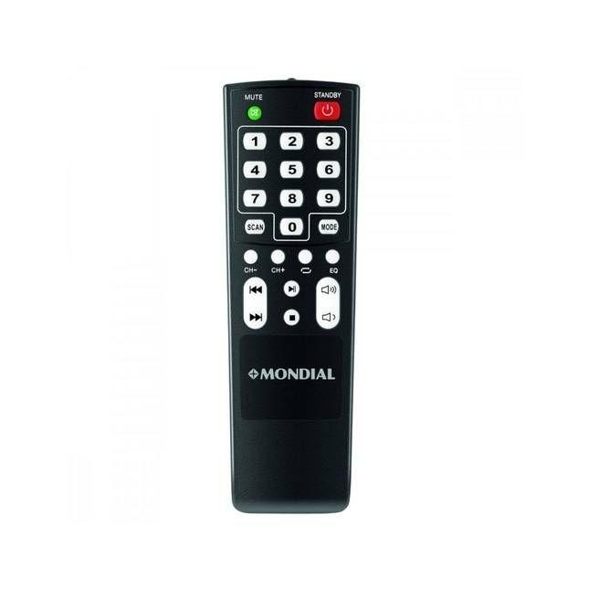 Caixa de Som Amplificada 1500W Bluetooth CM-12 Mondial