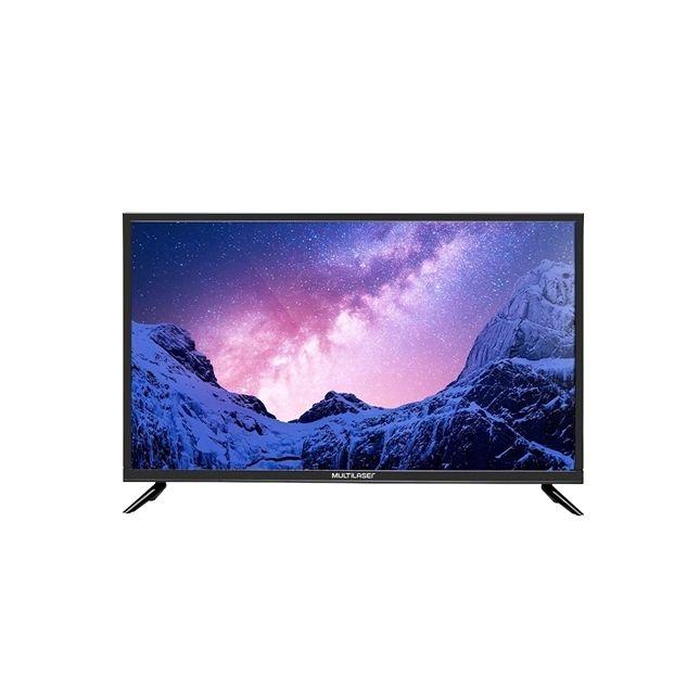 TV LED 43 Smart  Multilaser TL024 Wi-Fi FHD USB HDMI Quad Core