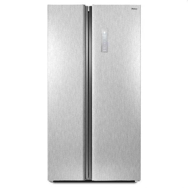 Refrigerador Philco Frost Free - Side by Side 489L PRF504I 110 v
