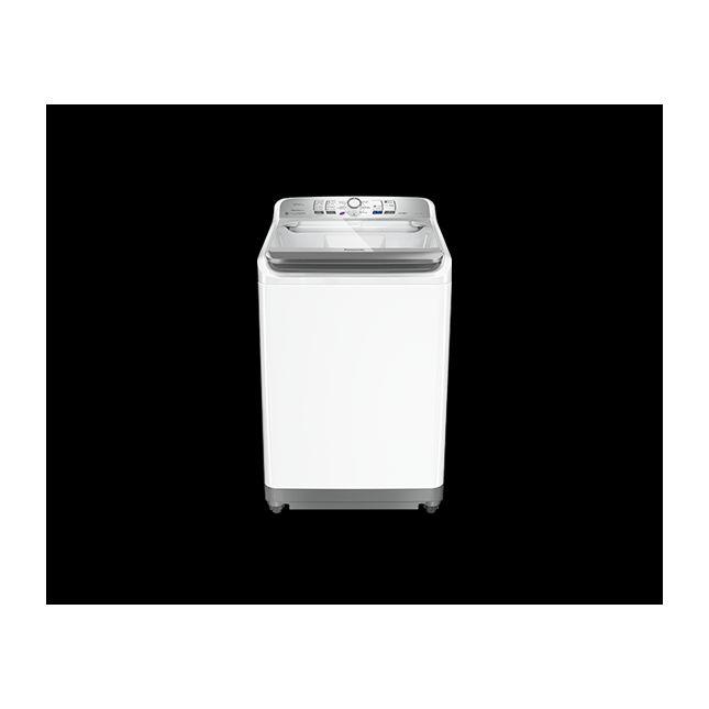 Lavadora de Roupas Panasonic NA-F120B1W com Sistema Ciclone 12kg - Branca