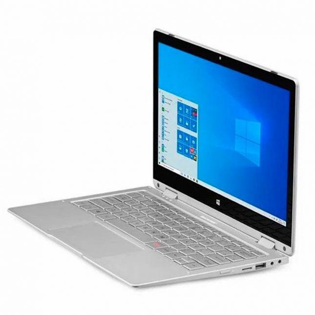 Notebook 2 em1 Intel Pentium 4gb Ram 64gb Multilaser M11w Pc302 11.6